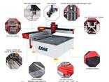 China water jet cnc cutting machine for glass metal stone - photo 1
