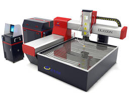 Small size cheap water jet cutting machine