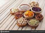 Сухофрукты, орехи - фото 1